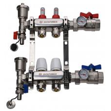 Коллекторная система ISOLTUBEX NOX AISI-304 CO2 (1