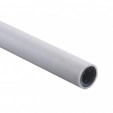 Труба Kalde PPR Super Pipe 25 mm PN 25  с алюминиевой фольгой(белая)