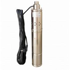 Насос скважинный шнековый  VOLKS pumpe  4 QGD 2.5-60-0.75кВт  + кабель 15м