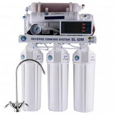 Система обратного осмоса Bio+ systems (мембр. Filmtec пр-во США), насос, мин-р, бл.управ RO-75-SL02M