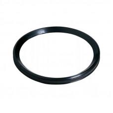 Кольцо резиновое 110 для канализационных соединений (черное)