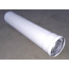 Удлинитель L=0,25 m, d=60/100 mm CE.00.20 H