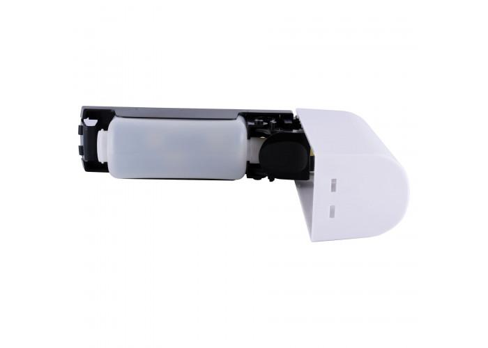 Дозатор жидкого мыла HOTEC 13.201 ABS White