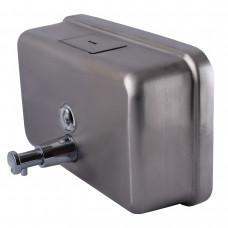 Дозатор жидкого мыла HOTEC 13.113 Stainless Steel