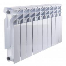 Радиатор биметаллический секционный QUEEN THERM 350/96 (кратно 10)