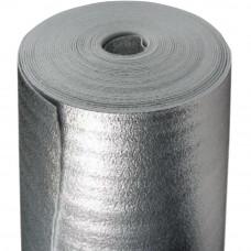 Полотно ламинированное  1,5 мм  односторонее Теплоизол  шир.-100см,