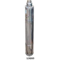 Насос скважинный шнековый  VOLKS pumpe  3,5 QGD 1,8-50-0.75кВт 3,5 дюйма! + кабель 15м