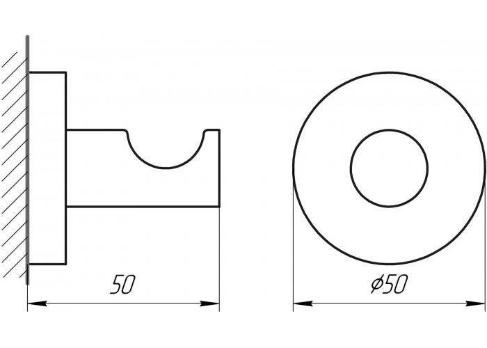 Крючок Perfect Sanitary Appliances SP 8115